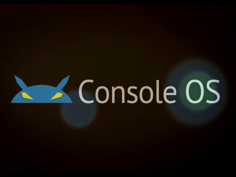 Console OS