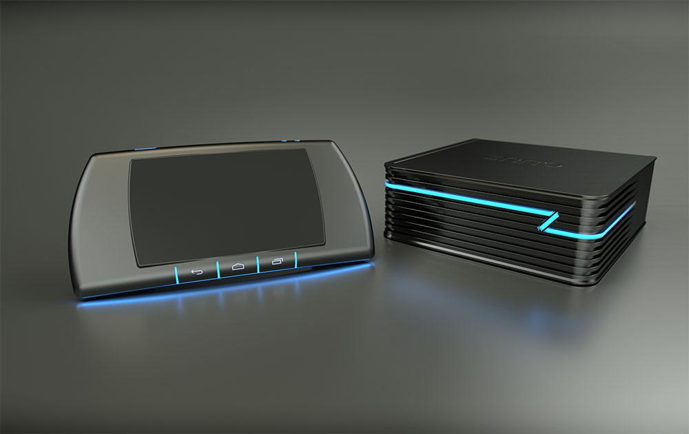 Zrro console