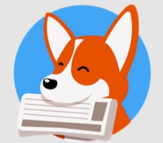Corgi-for-Feedly