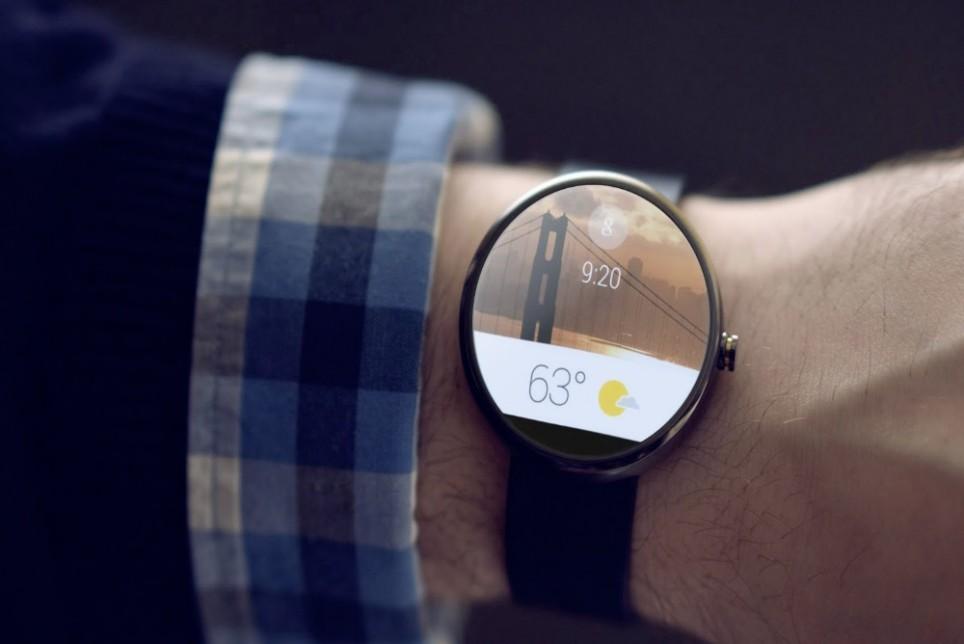 orologio google