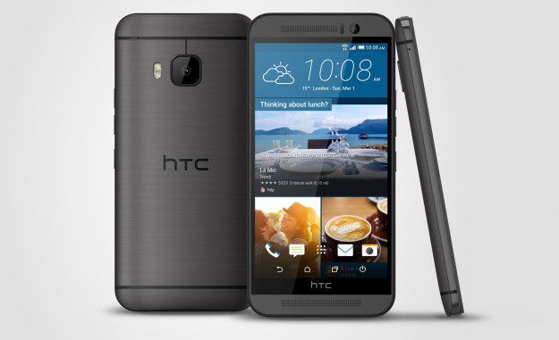 Android 5.1 per htc one m9