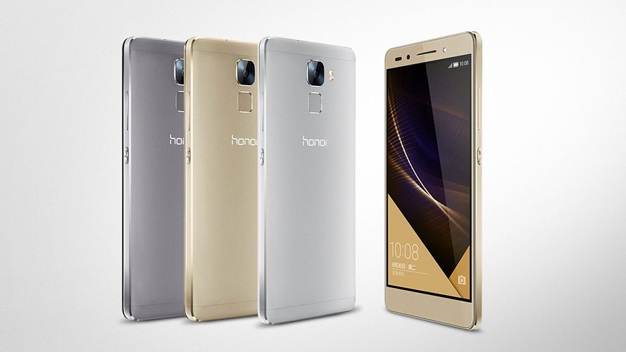Honor 7 già disponibile da Oppomart