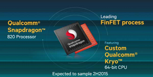 snapdragon 820 galaxy s7