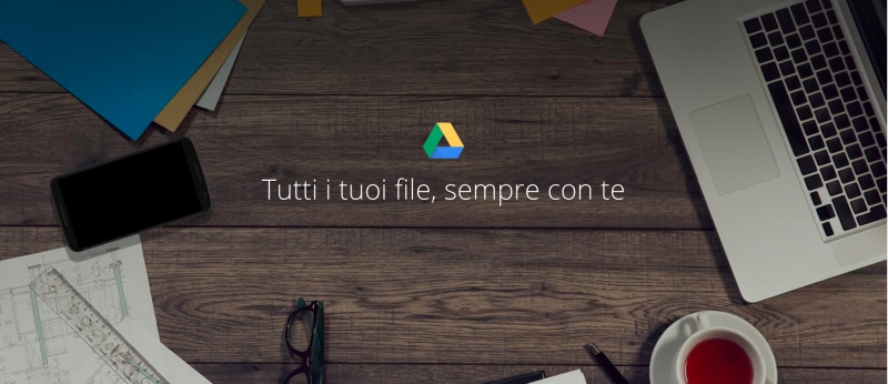 backup android su google drive