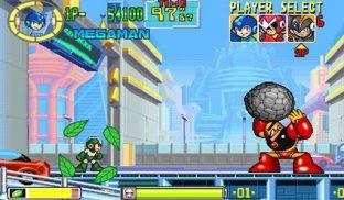 Mega Man android