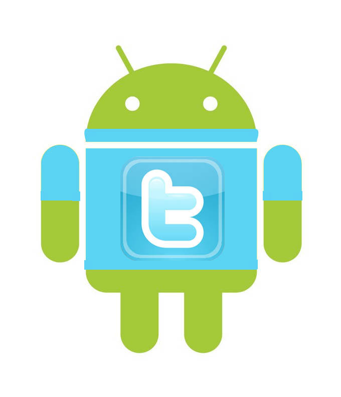 twitter per android news