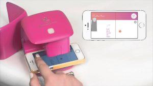 nailbot accessori per smartphone