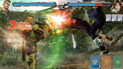 Tekken mobile le novità più interessanti
