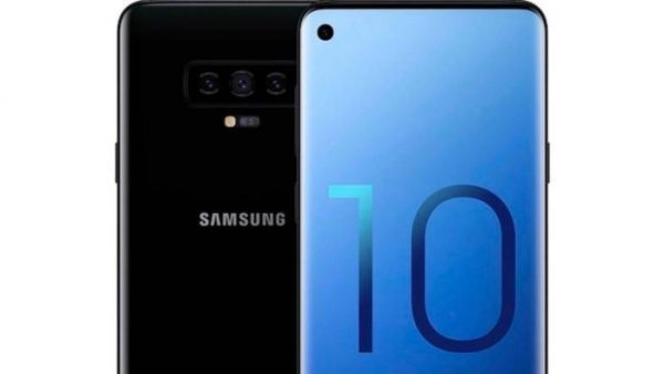 Samsung Galaxy S10+ telefono